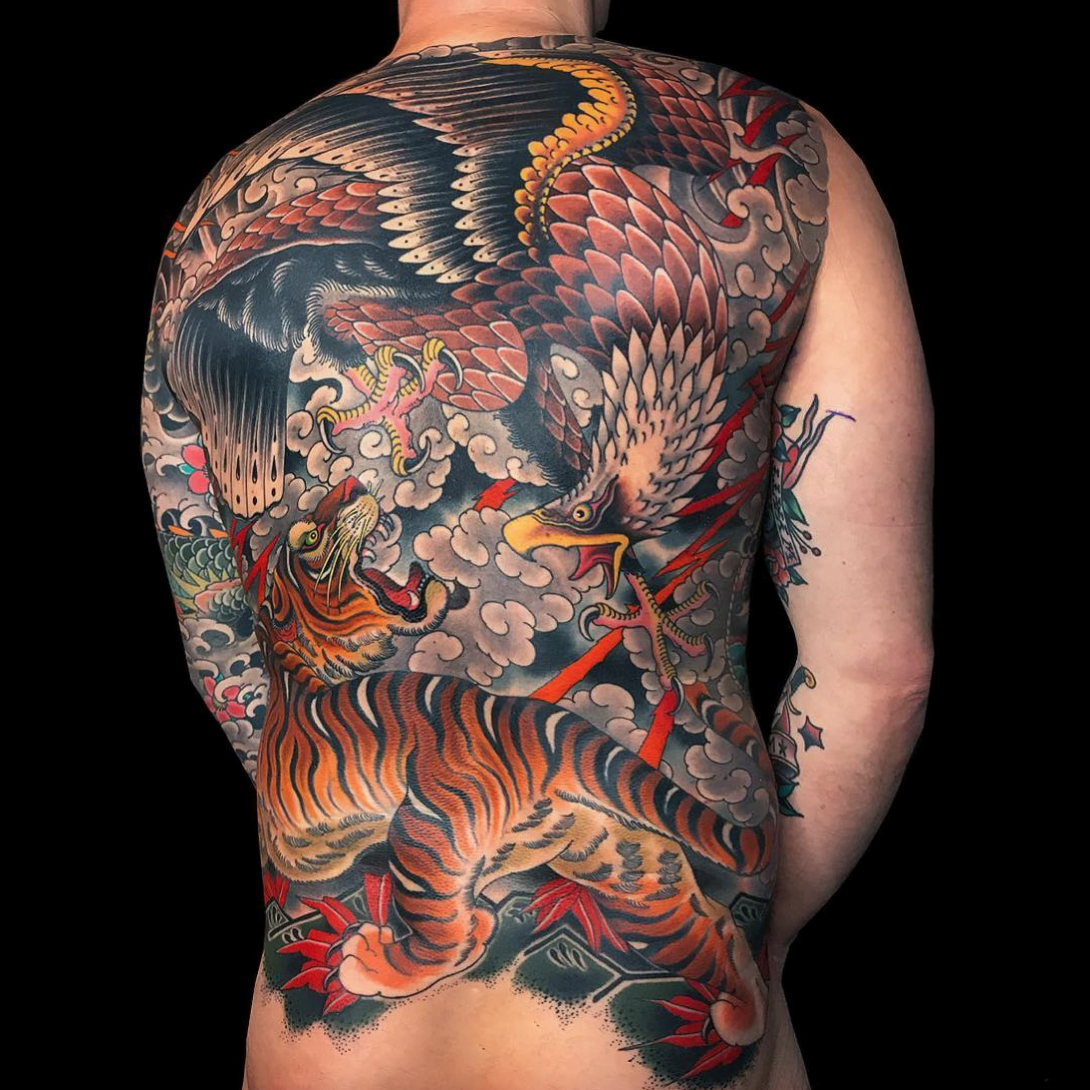 Japanese Tattoos: History, Imagery, Legality and Artists